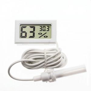 Termometru - higrometru digital - cu sonda