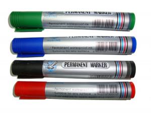 Marker permanent - pentru scris pe stup