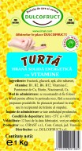 Turta Dulcofruct cu vitamine