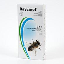 BAYVAROL STRIPS 5x4 BENZI