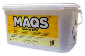 MAQS - 10 - pentru 10 stupi