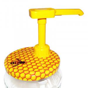 Pompa miere pentru borcan