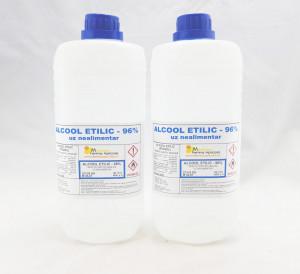Alcool Etilic (Etanol) - 96% de uz tehnic