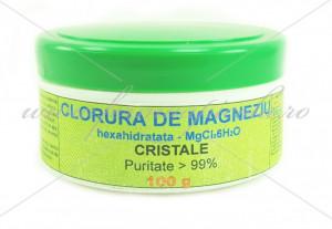 Clorura de Magneziu - 100 g