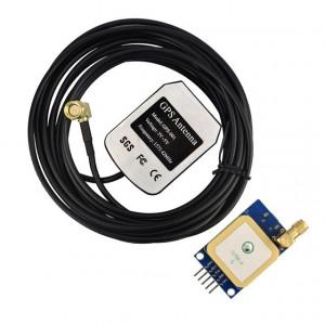 Modul GPS pentru cantarul apicol cu GSM