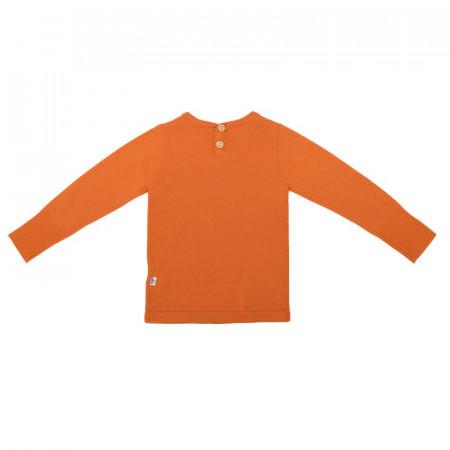 Bluză lână merinos - Sugar caramel