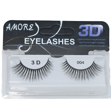 COD 0011, Gene False Profesionale Amore Lash Beauty 3D-04