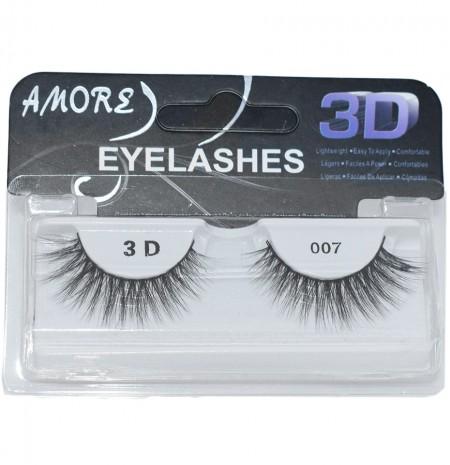 COD 0011, Gene False Profesionale Amore Lash Beauty 3D-07