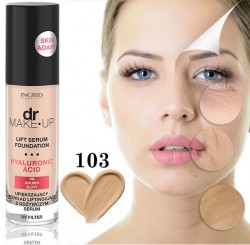 COD 0288, Fond de ten Lift Hidratant Serum Foundation Hyaluron cu acid hyaluronic, nuanta 103 Golden