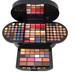 COD 0310, Trusa Machiaj Profesionala 130 de culori Round Make-up Academy Palette