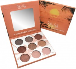 COD 0106, Trusa Farduri 9 nuante, Orange Eyeshadow Sunset For me Only