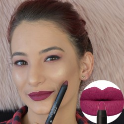 Cod 0222, Creion Ruj Mat Velvet Touch-Rich Color, nuanta 11 - Berry Lips