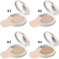 Set Baza de Machiaj + Fond de ten + Iluminator + Pudra Compacta + Pensula Iluminator + Baton Corector/Contur + Burete Lacrima