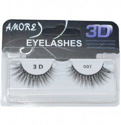 COD 0011, Gene False Profesionale Amore Lash Beauty 3D-07