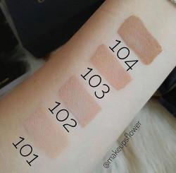 COD 0078, Fond de ten DERMA COVER Porcelain Make-up, SPF 15, nuanta 104