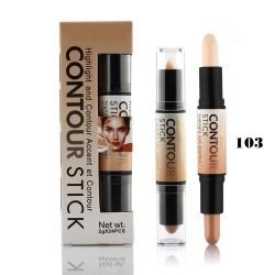 COD 0233, Stick Contour, Concealer, Corector Carmel Contour 103