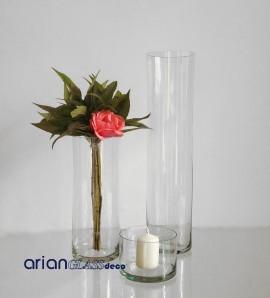 Set 3 cilindri sticla CLASS