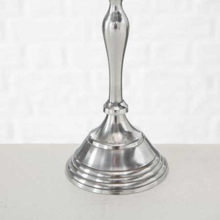 Sfesnic Romulus H 30 cm argintiu