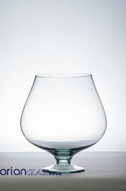 Bol sticla tip brandy H 18 cm