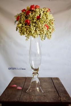 Vaza pentru nunta Ina H 67 cm