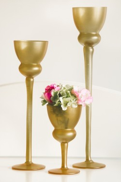 33016 Set Lemona GOLD H 20-40 cm