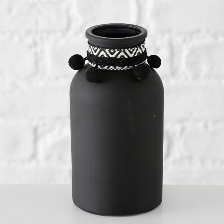 Vaza sticla Jamilo H 20 cm