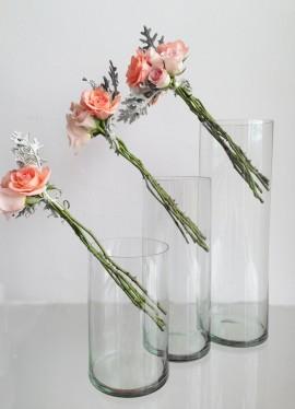 Cilindru sticla Love H 30 D 12