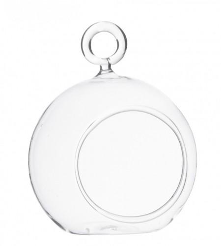 Glob de agatat D 10 cm cu fund plat
