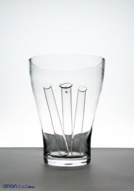 Set 12 x eprubeta sticla L 15 cm D 1 cm