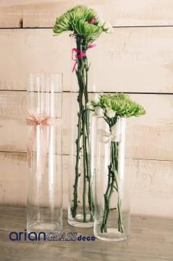 set cilindri sticla