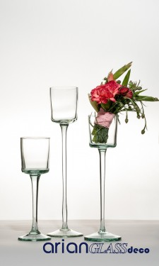 sfesnice cilindrice sticla