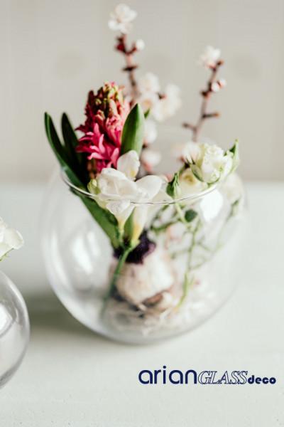 bol sticla florarie