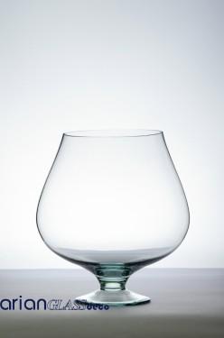 Bol sticla Brandy H 24 cm