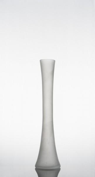 Vaza sticla Emma matisata H 40 cm