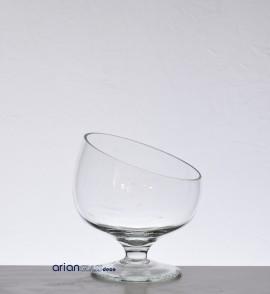 19001 Bol Brandy H 16.5 cm taiat oblic