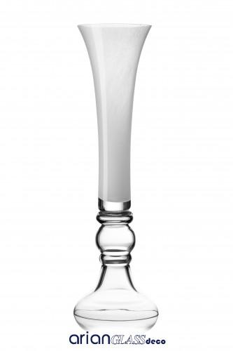 vaze sticla pentru aranjamente florale