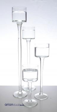 sfesnice sticla cu picior
