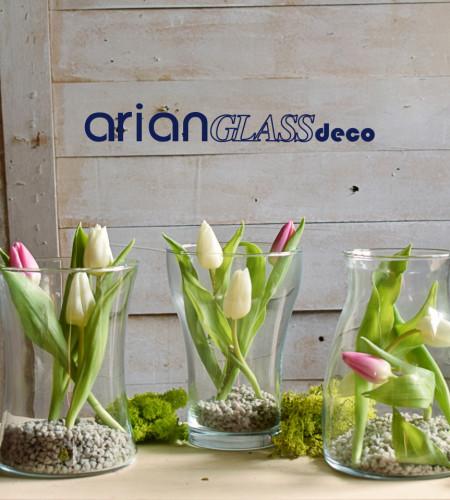vaze sticla engros