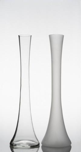 vaza sticla pentru aranjamente