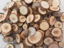 Felii lemn mini - punga 20 buc