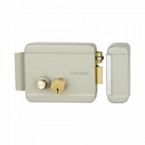 Accessrimb Accesspro Cerradura Electrica Con Boton