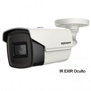 B4kturbox Epcom Bala TURBOHD 4K 8 Megapixeles /