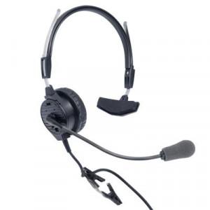Dh3000 Telex Diadema Microfono / Audifono Monoaural / Uso Rudo /