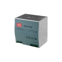 Drp24048 Meanwell Fuente De Poder Industrial Riel DIN 48 Vcd 240W