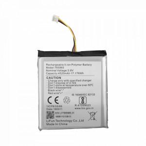 Dspabattery Hikvision Bateria De Respaldo Para Pan