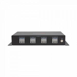 Dspmrso4 Hikvision Modulo De 4 Relevadores De Capa