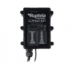 Eco4plus3get Ruptela Localizador Vehicular 3G Con