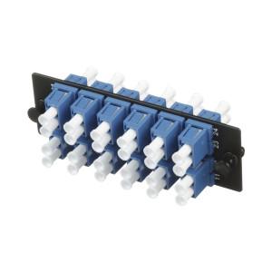 Fap12wbudlcz Panduit Placa Acopladora De Fibra Opt