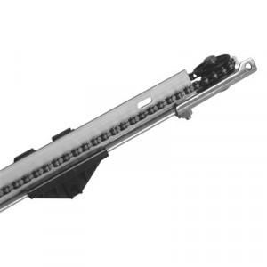 HCT7C Linear Riel de Cadena para Motores de Garage