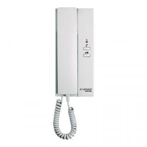 KDP602GD Syscom Video Auricular de 4 Hilos para e